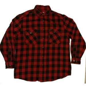 Woolrich Long Sleeve Plaid 22280 Button Up Shirt